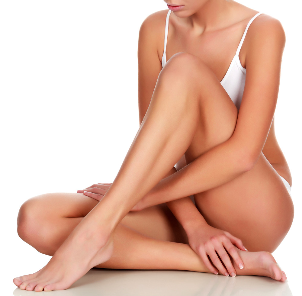 epilation jambes femme