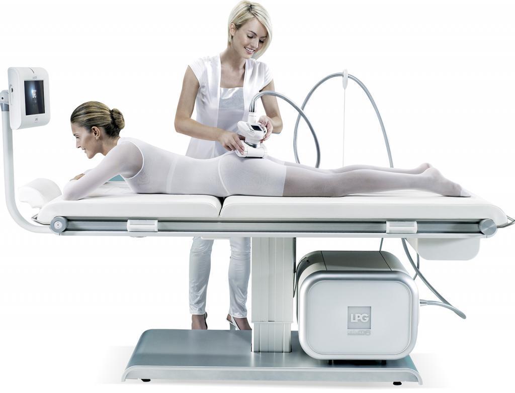 LPG Cellu M6 corps femme