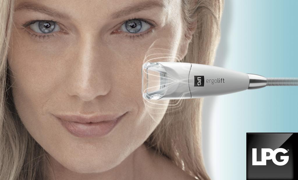 LPG Cellu M6 soins du visage femme