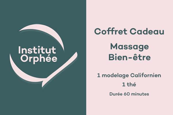 Coffret cadeau - Massage Bien-être